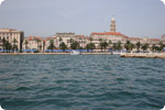 Split in Kroatien